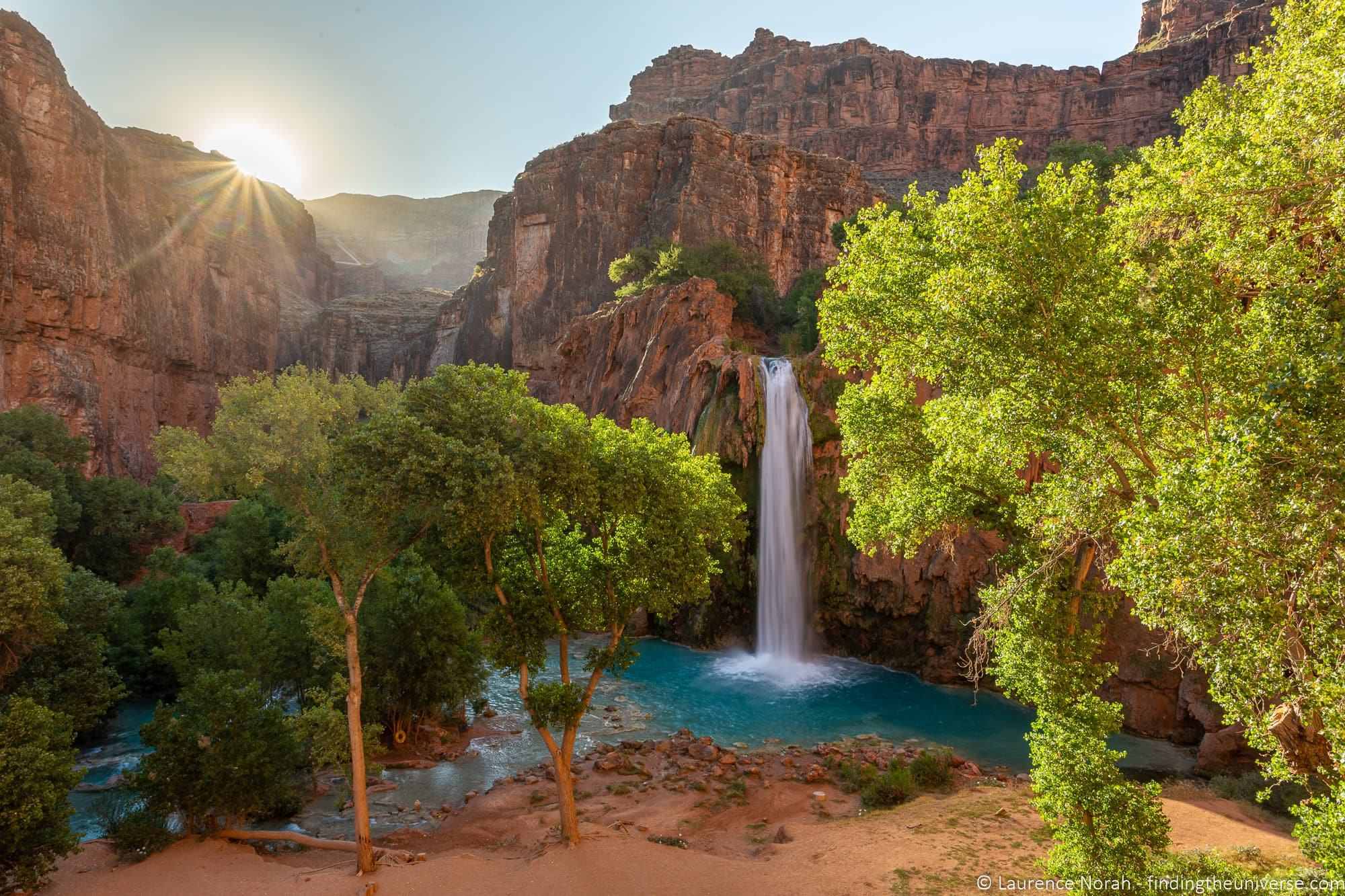 Guide to the Havasu Falls Hike + Map and Tips!