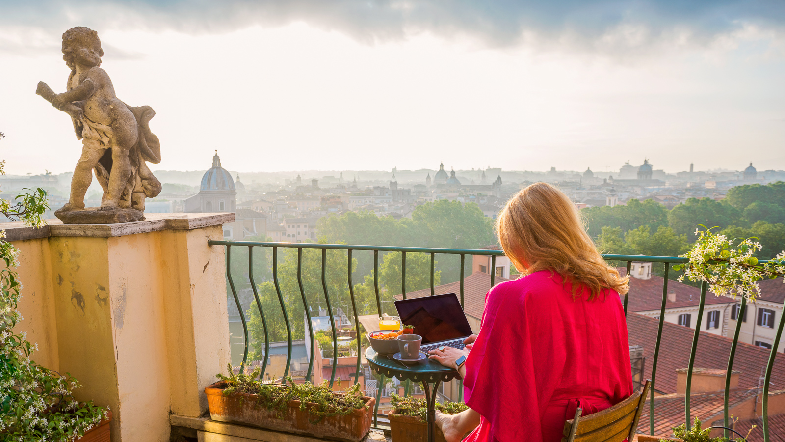 Living in Rome: A Guide For Digital Nomads