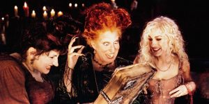 Sarah Jessica Parker Teases Hocus Pocus Sequel, Which Hopefully Doesn't Turn Out Like Sex and the City 3