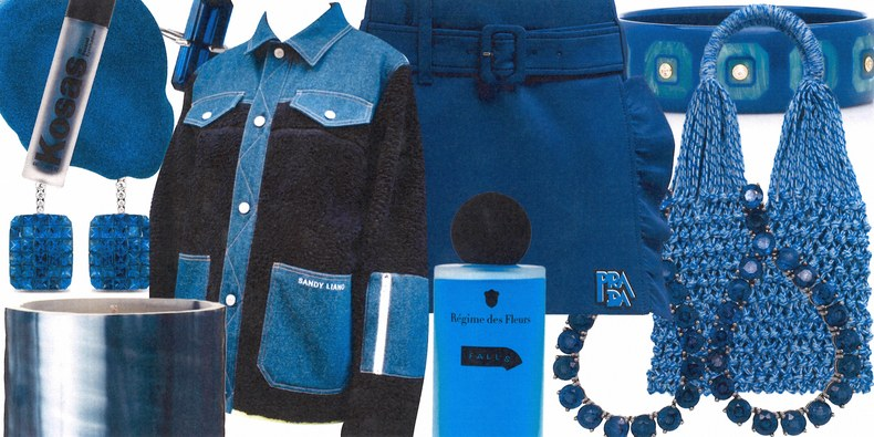 Shop Pantone's Color of the Year: 25 Classic Blue Pieces W's Editors Are Eyeing